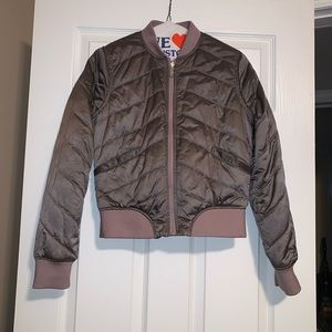 Lululemon Flip it & Reverse it bomber jacket